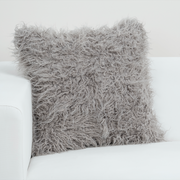 Llama Smokey Quartz Pillow Cover - The Futon Cover Company