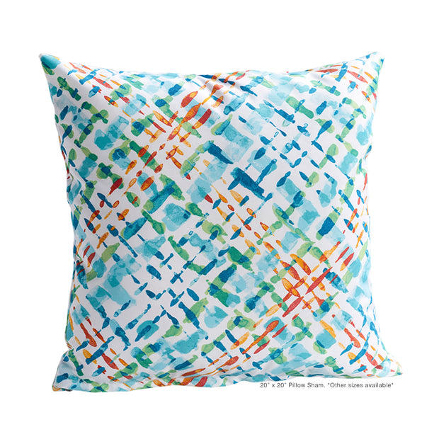 Off The Grid Pillow Cover - The Futon Cover Company