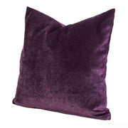 Padma Aubergine Pillow Cover - The Futon Cover Company