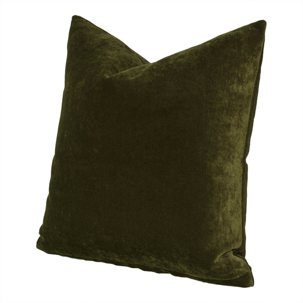 Padma Chive Pillow Cover - The Futon Cover Company