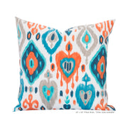 Tortola Pillow Cover - The Futon Cover Company