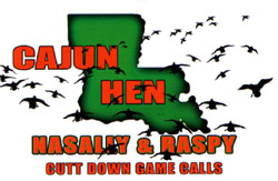 Cajun Hen duck call