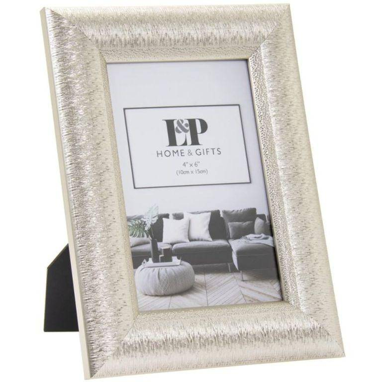 SILVER PHOTO FRAME - Giftworks