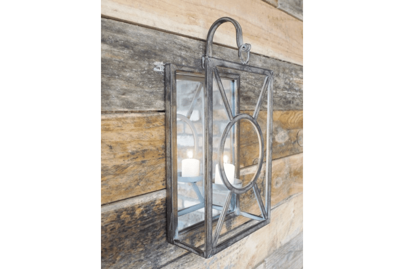 Wall Mirror Candle Holder - Giftworks