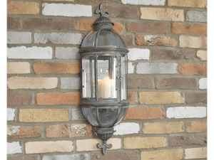 Flush Candle Wall Lantern.There is no single object that seems to distinguish the decorative tone of a room quite like a beautiful Wall lantern/Giftworks, Ennis&Galway