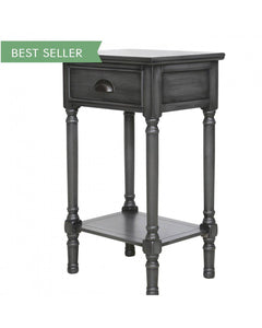 Value Grey Delta End Table