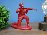 This collectible Resin Soldier figurine is a perfect gift for anyone who likes history/Giftworks, Ennis&Galway