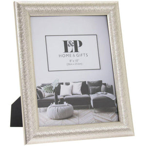 Silver Photo Frame These Silver photo frames will make an elegant update to any room/Giftworks, Ennis&Galway