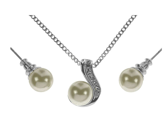 Indulgence Jewellery Necklace Elegant and gently curved shape distinguish this Necklace from Indulgence/Giftworks, Ennis&Galway