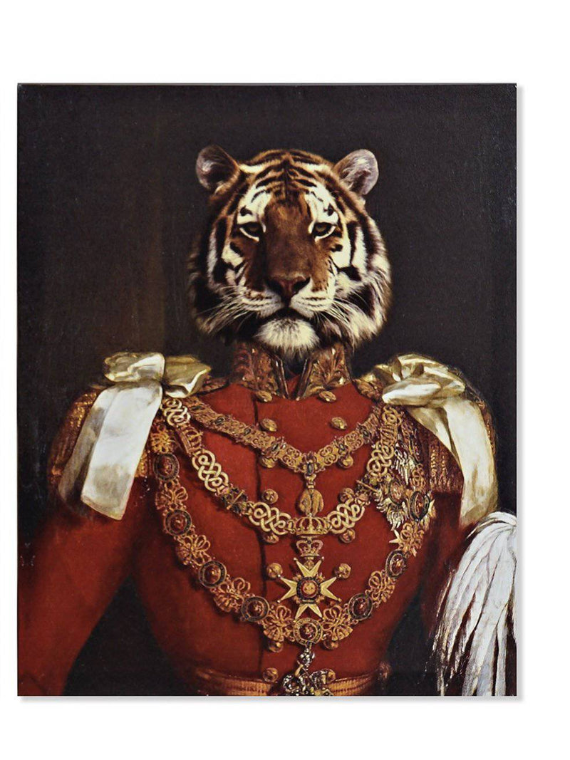 Majestic Tiger Canvas Prints - Giftworks