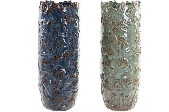 Glazed Stoneware Vase Bring some earthy flair to your home decor with the Stoneware Vase/Giftworks, Ennis&Galway