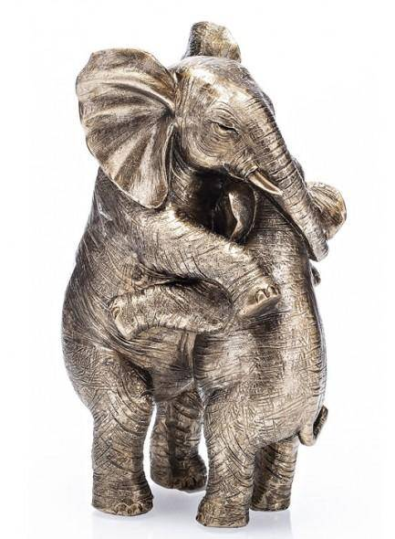 The Grange Collection Elephant Figurine 20cm - Giftworks