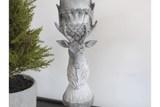 Stag Candle Holder Strikingly elegant Stag Candle Holders inspired by the stature and beauty of this magnificent creature/Giftworks, Ennis&Galway