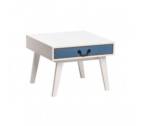 Alchemy Side Table/Add a fresh look and a touch of colour to your room with a Stylish and practical side table, the Alchemy single drawer side table will complement a modern setting and help you keep a clutter free home/Giftworks, Ennis&Galway