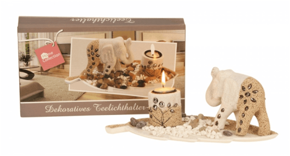 Elephant Tea-Light Holder