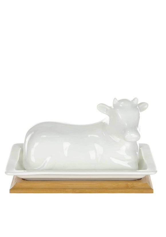 Slaneyside Cow Butter Dish