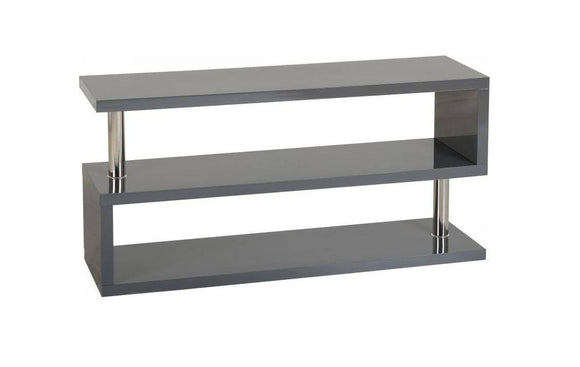 The Charisma grey gloss is designed to inspire the modern, clean and fresh look/GiftworksStores, Ennis&Galway