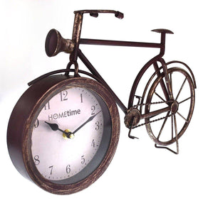This is the perfect gift for a bike enthusiast or someone who likes vintage pieces for the home. This statement clock takes the form of an old fashioned bicycle and would look great on a mantelpiece or in an office/Giftworks