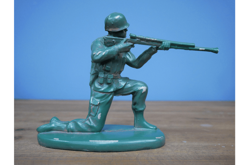 Soldier (Kneeling Position Green) - Giftworks