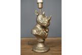 Rhino Candle Holder/GiftworksStores, Ennis&Galway