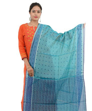 Load image into Gallery viewer, DUPATTA TASSAR COLOUR PRINTED