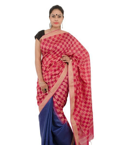 BHANDARA SILK COTTON SAREE