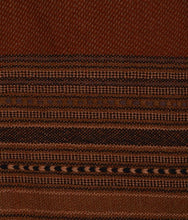 Load image into Gallery viewer, HANDWOVEN BROWN SHAWL KINNAURI : HP