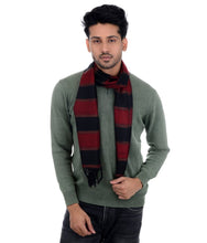 Load image into Gallery viewer, HANDWOVEN MUFFLER – SHEEP WOOL MULTICOLOR : HP