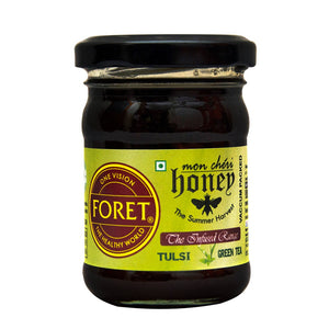 Foret Honey Tulsi & Green Tea