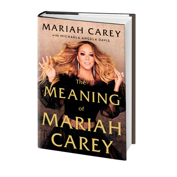The Meaning of Mariah Carey Book-Mariah Carey