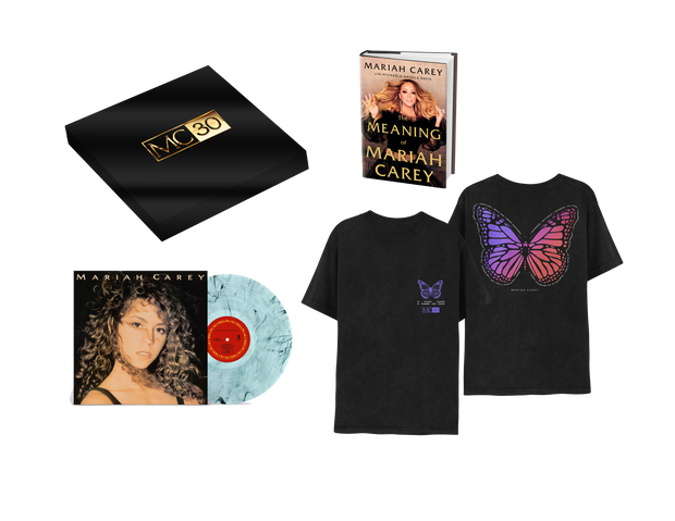 #MC30 Box Set-Mariah Carey