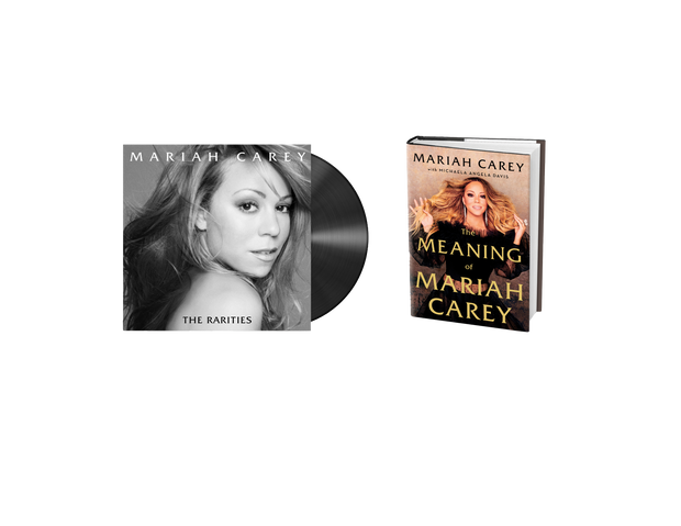 The Meaning of Mariah Carey & The Rarities Vinyl-Mariah Carey
