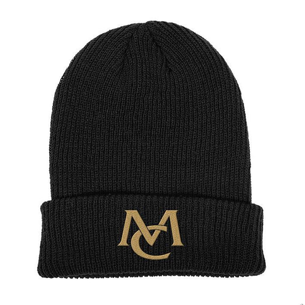 MC Logo Beanie - black-Mariah Carey