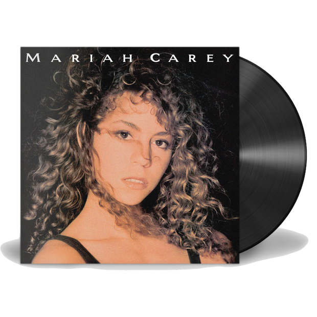 Mariah Carey Black Vinyl-Mariah Carey