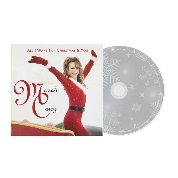 Limited Edition All I Want For Christmas Is You Limited Edition CD Single-Mariah Carey