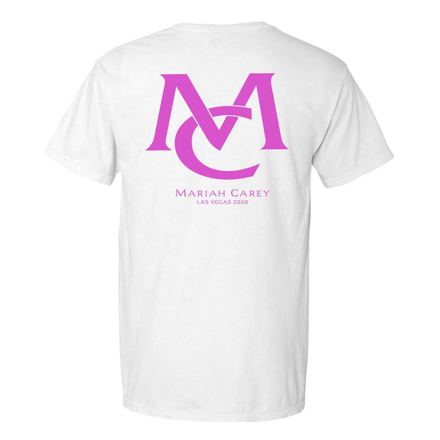 Butterly Pocket Tee-Mariah Carey