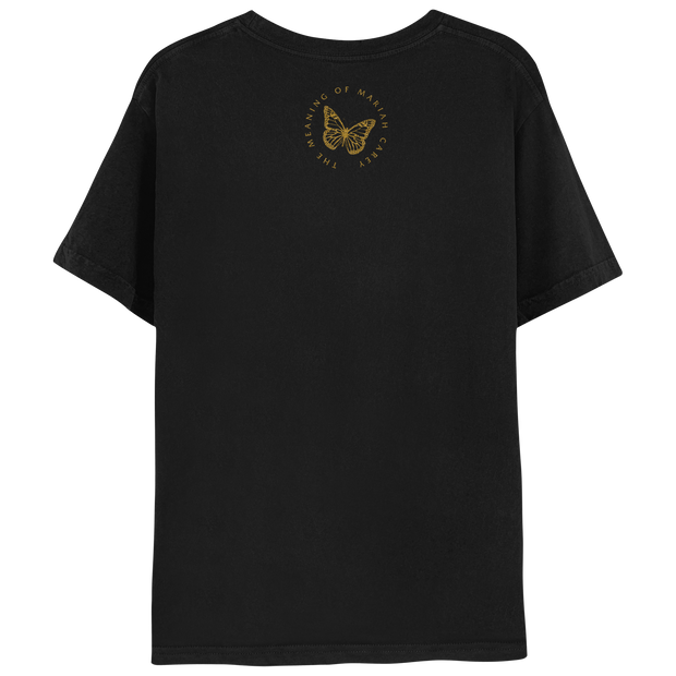 Diva Black Short Sleeve Tee-Mariah Carey