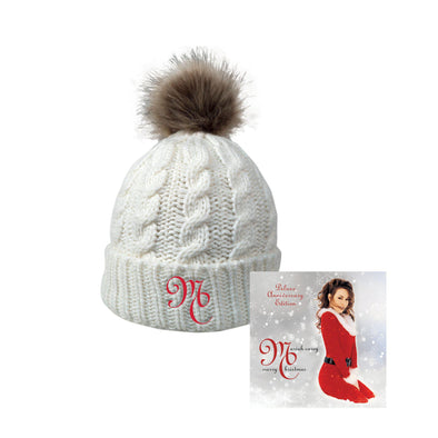 Merry Christmas (Deluxe Anniversary Edition) Album & Beanie