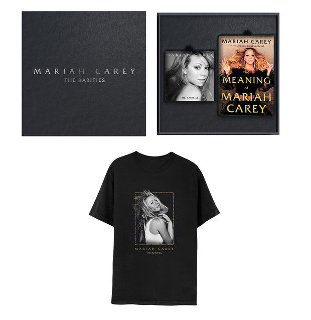 Mariah Carey The Rarities Box Set-Mariah Carey