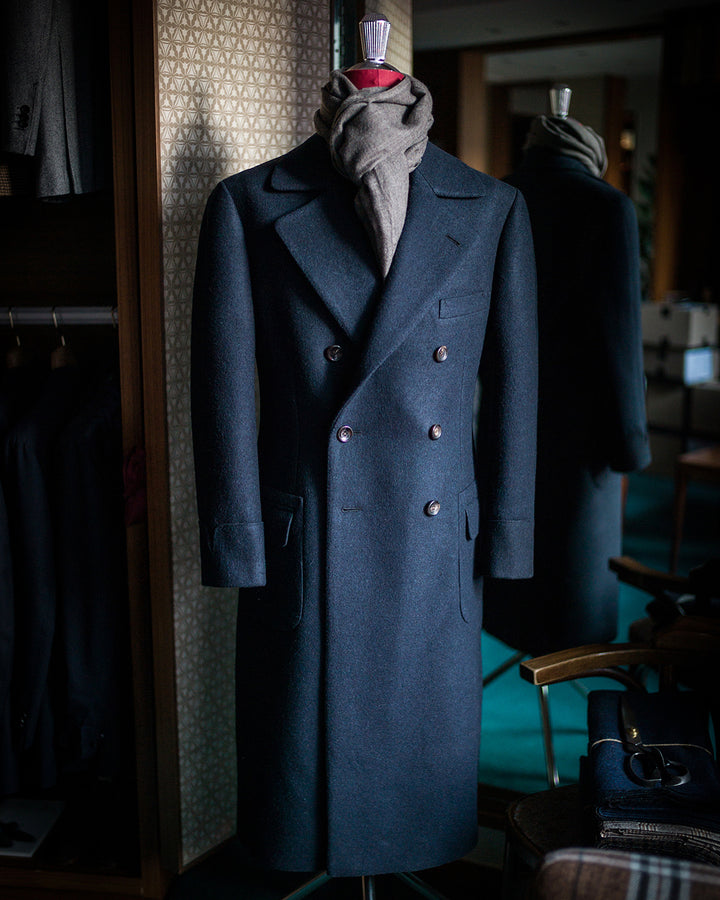 B&Tailor Bespoke Polo coat