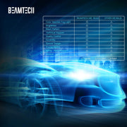 BEAMTECH D3S HID Bulbs,Xenon Headlight Replacement Bulb 35W 4300K Pack of 2