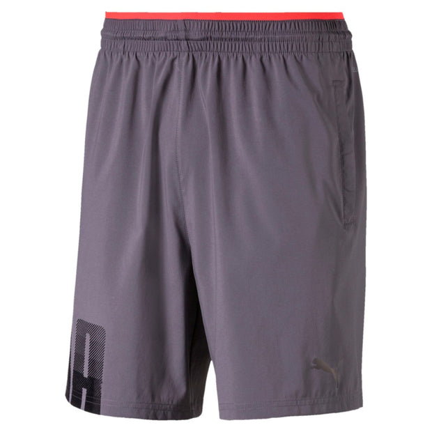 PUMA COLLECTIVE WVN SHORT CASTEROCK - GB Sports Store Griffith NSW