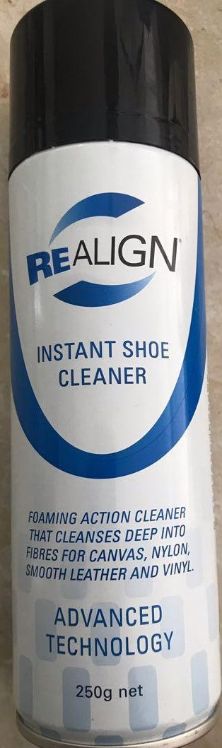 RE-ALIGN SHOE CLEANER
