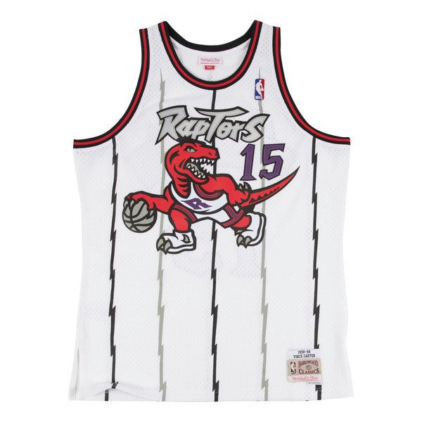 1998-99 YOUTH Vince Carter #15 Authentic Swingman NBA Jersey
