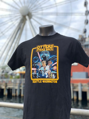 Otters Strike Back T-Shirt