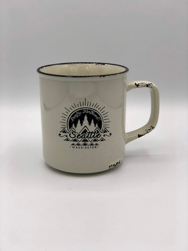Feel the Vibe Count Mug