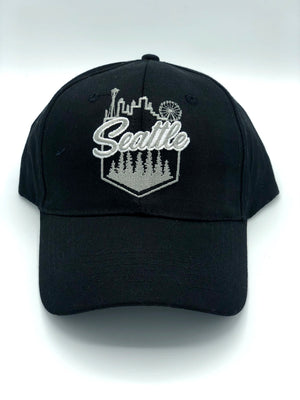 Mountain Top Black Hat