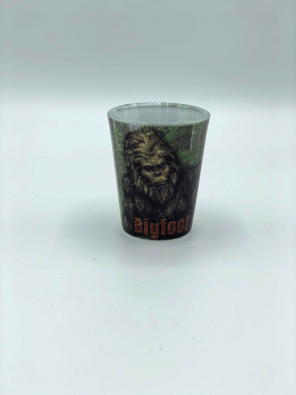 Bigfoot Legend Shot Glass