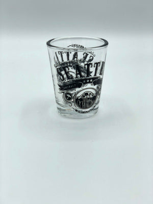 Wild Seattle Shot Glass
