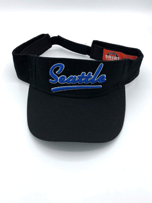Seattle 3D Baseball Visor
